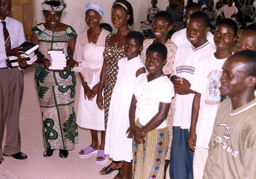 Mercy Missions - Reach The People Ministries - Accra, Ghana